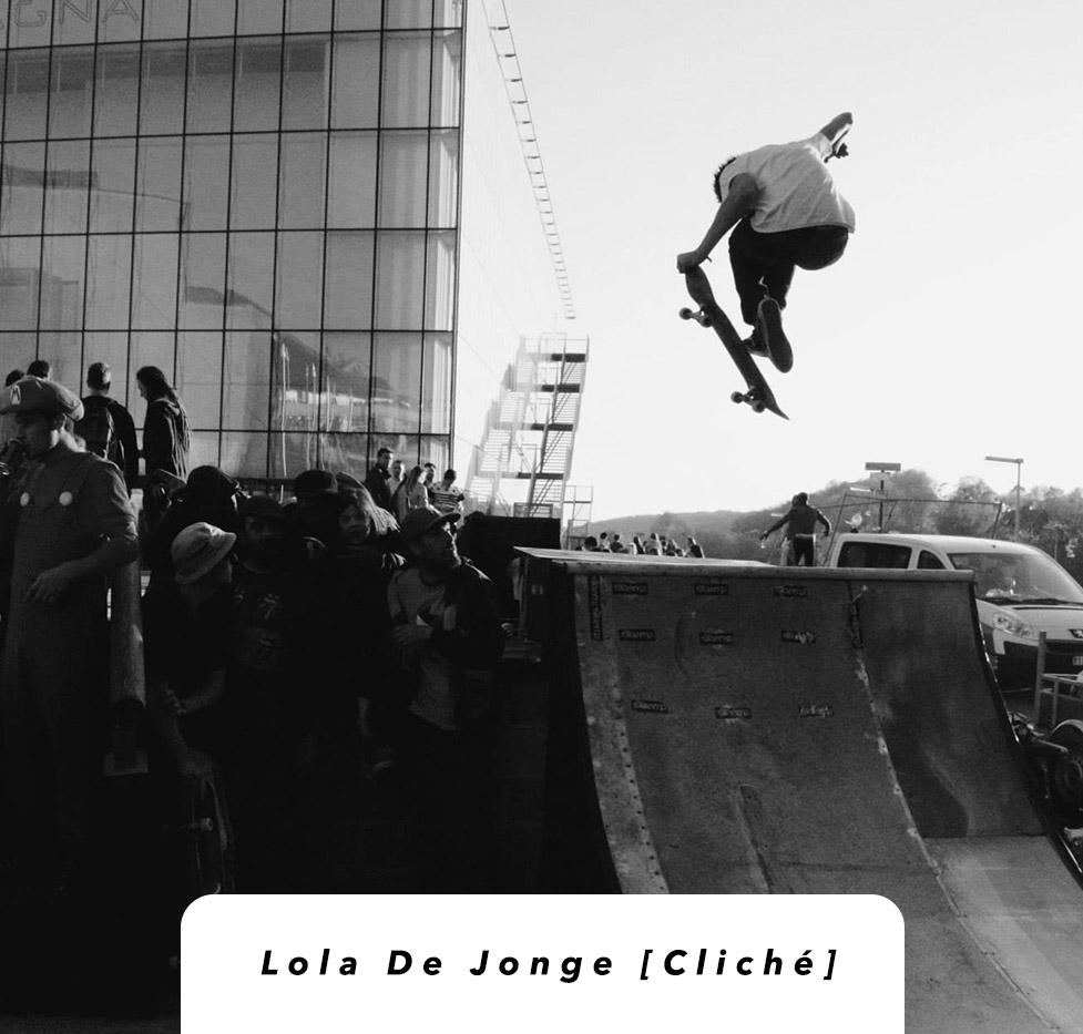 Lola De Jonge Cliché