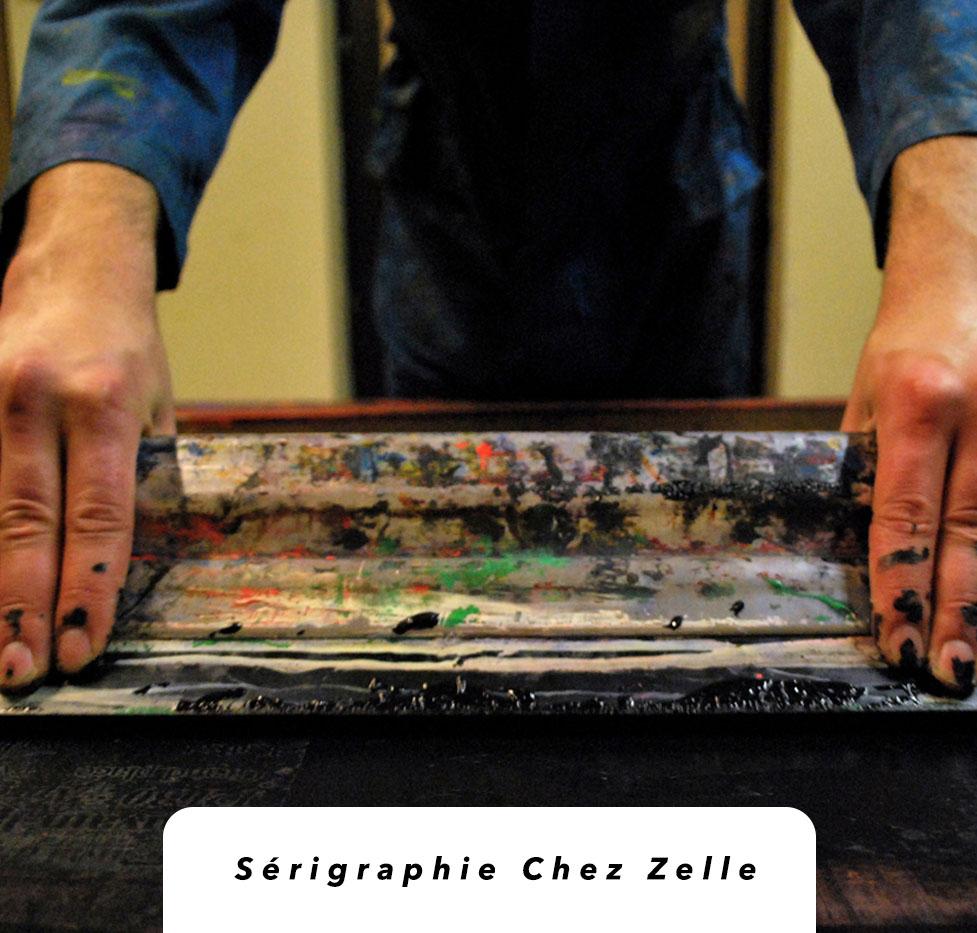 Sérigraphie Chez Zelle