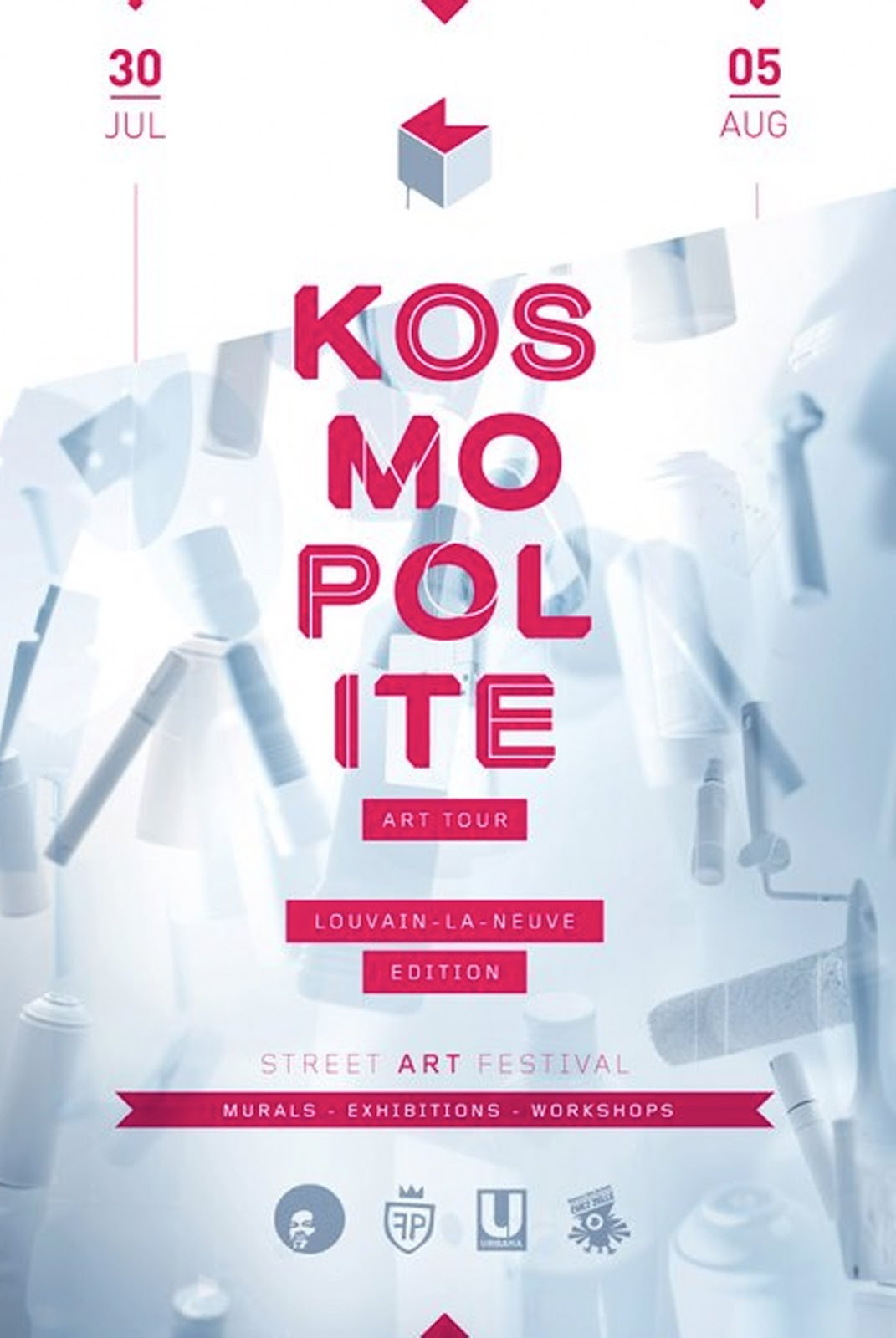 Kosmopolite art tour!